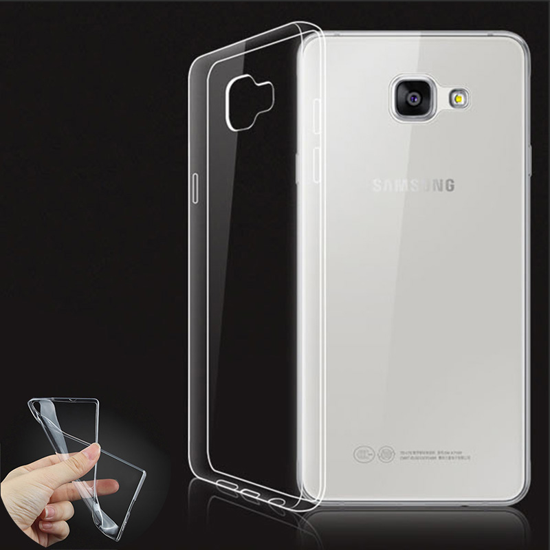 Tempered-Glass-Film-For-Samsung-Galaxy-A3-2016-A310F-A310-Case-Silicone-Ultra-Thin-Transparent-TPU