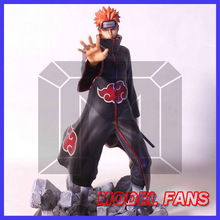 MODEL FANS presale NARUTO 30cm height Akatsuki Pain gk resin statue figure toy for Collection