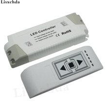AC90-240v Wireless high-voltage led dimmer 220v with remote control for high voltage led lamp strip output DC 90-240v 220W