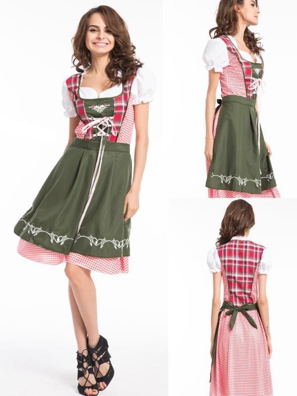 1014 beermaid costume Oktoberfest 2