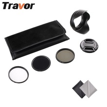 Buy Travor Camera Filter ND CPL UV ND Neutral Density Lens Filter 49MM 55MM 58MM 62MM 67MM 72MM 77MM Kit Pentax Sony Nikon Canon for $9.41 in AliExpress store