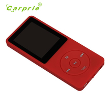 Carprie New 4GB Mini Slim Digital MP3 Player LCD Screen FM Radio Video Games Movie 17Jun12 Dropshipping(China)