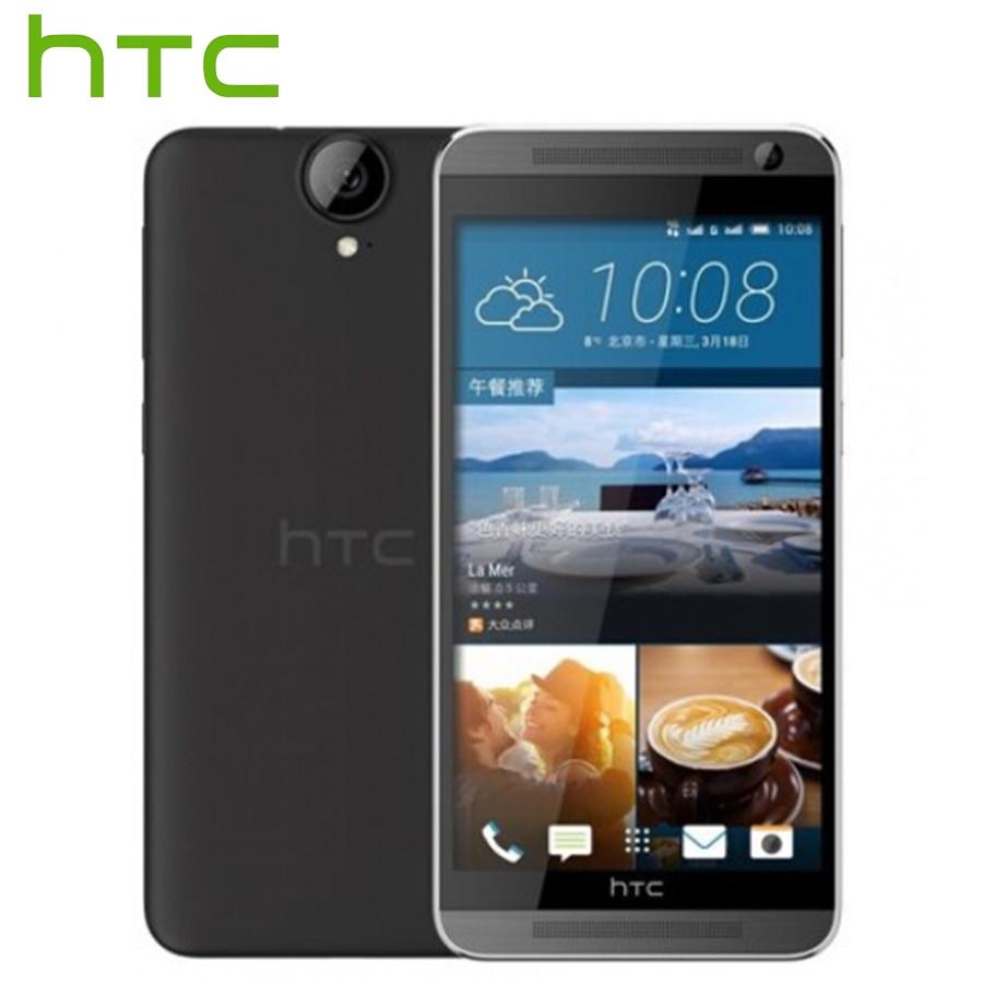 Brand New HTC One E9+ E9 Plus E9pw 4G LTE Mobile Phone 5.5inch MTK Helio X10 Octa Core 3GB RAM 32GB ROM 20MP 2800mAh SmartPhone