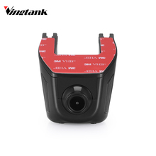 Vingtank Wifi Car DVR Camera Monitor Hidden Video Recorder Full HD Motion Detection/G-sensor/Cyclic Recording/Parking Monitor(China)