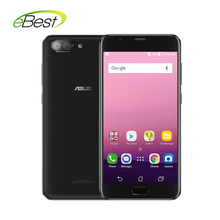 Newest ASUS ZenFone 4 max ZB500TL mobile phone 5 inch HD MT6737 3GB RAM Dual back lens 4100mAh battery Fingerprint ID smartphone