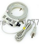 Free shipping ,Top quality,Mounting 63mm ,Microscope LED ring light/microscope illuminator,used for stereo microscope