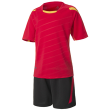 Boys soccer uniforms stripe football training suit kids blank soccer jerseys sets kits kids soccer team uniforms print clothes S(China)