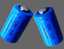 Free shipping 2pcs/lot CR2 3V 500mAh battery Rechargeable lithium batteries Camera battery(China)