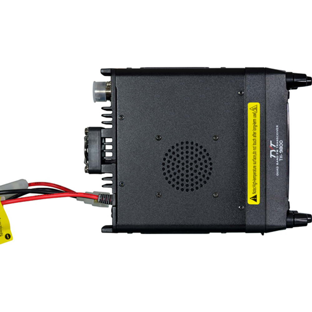 General TYT Pro 50W 809CH Quad Band Dual Display Scrambler VHF UHF Transceiver Car Truck Ham Radio (6)