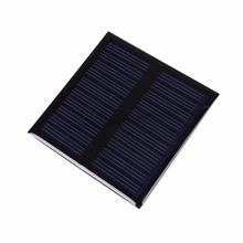 0.45W 5V Mini Solar Panel Solar Module System Epoxy Plate DIY Small Cell DIY Solar Charger