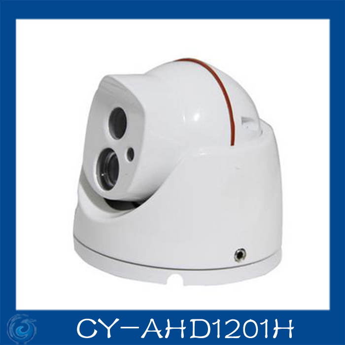 1/3 CMOS 1000TVL 2431H+ 238  OSD menu array leds IR 10m outdoor waterproof cctv camera with Bracket . CY-AHD1201H<br>