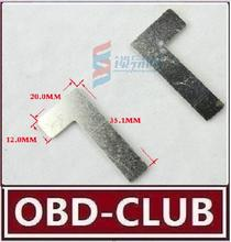Best Quality 2pcs/lot Figure 7 drilling Gasket parts For Key Cutting Machine key end milling Gasket