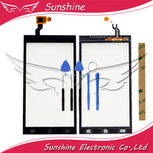 Touch Screen Front Glass Touch Screen For Jiayu G3 G3S Touch Screen Digitizer No LCD