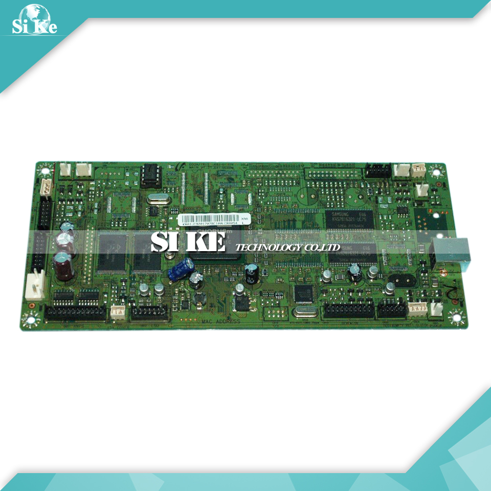 Laser Printer Mainboard Mother Board For Samsung CLP-300 CLP 300 CLP300 Formatter Board Main Logic Board<br>
