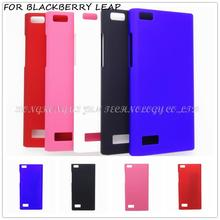luxury matte hard shell Case Cover Skin For Blackberry LEAP case COVER