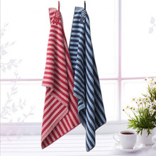1 piece soft luxury sport face cotton towel 33cm*73cm striped bathroom towel brand home use terry hand towel free ship M-WX0033