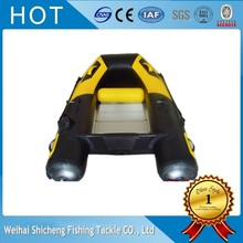 Good quality inflatable fishing boat for sale belly boat