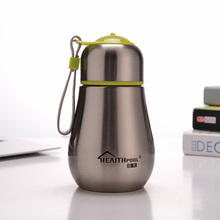 New 300ml Stainless Steel Insulated Thermoses Tatu Cup Gifts Travel Mug Thermo Vacuum Flask Cute Water Bottl Sport Termos