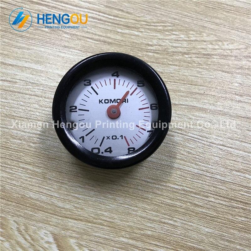 1 Piece good quality Komori pressure gauges<br>