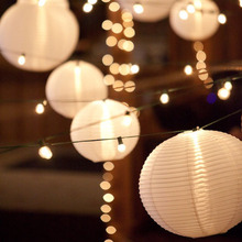 20pcs/lot 12''(30cm) Chinese Paper Lanterns Mix Colors Lanterns Paper Ball Lampion for Wedding Birthday Party Decoration New(China)