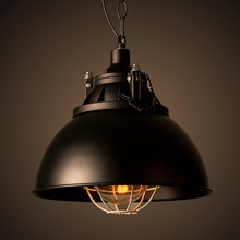 Vintage Pendant Lights Loft Pendant Lamp Retro Hanging Lamp Lampshade For Restaurant /Bar/Coffee Shop Home Lighting Luminarias