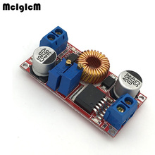 MCIGICM 5A DC to DC CC CV Lithium Battery Step down Charging Board Led Power Converter Charger Step Down Module XL4015(China)