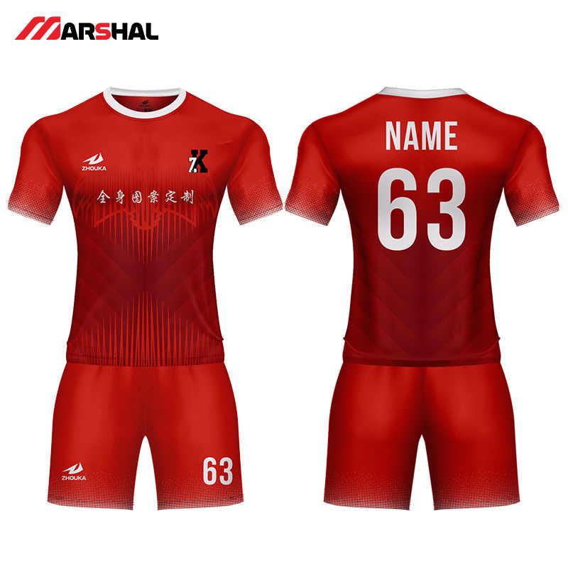 093b22aea Personalized football shirt maker boys  women sports uniform soccer jersey  custom any logo