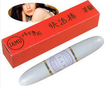 1 X TONGKAT AJIMAT MADURA STICK TIGHTEN Clean VAGINA aumento sexual DRIVE virgen, productos sexuales para mujeres(China)