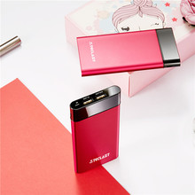 High Capacity Teclast T100UC-R Power Bank 10000mAh Universial Ultra-thin Fashion Quick Charge PowerBank AS Christmas gifts(China)