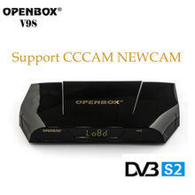 V9S DVB-S2 HD Satellite TV Receiver Wifi Build in Support WEB TV CCCAMD NEWCAMD IPTV Box Same as Openbox V9S set top tv box