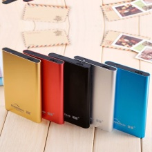 100% real portable external hard drives 320GB HDD USB3.0 for Desktop and Laptop disk