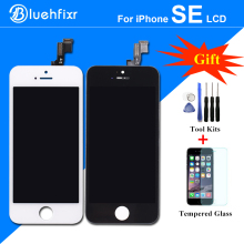 100% A+++ Quality LCD Assembly For iPhone SE LCD Display with Touch Screen Digitizer + Repair Tools Gift