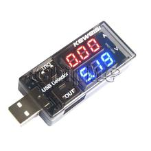 USB Charger Doctor Current Voltage Charging Detector Battery Tester Volt meter Ammeter