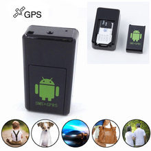 GF-08 Mini Car GPS Locator Real Time Tracker GSM/ GPRS/GPS Network Tracker GSM Listening Device with Voice Activated Adapter