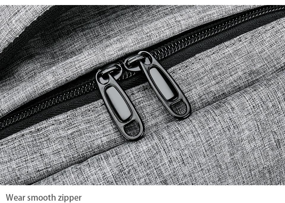 USB/kõrvaklappide auguga seljakott