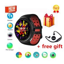 Z10 smart Watch  Android wristwatch Heart Rate monitor Smartwatch phone With Camera Support 3G Wifi GPS 8GB PK KW88