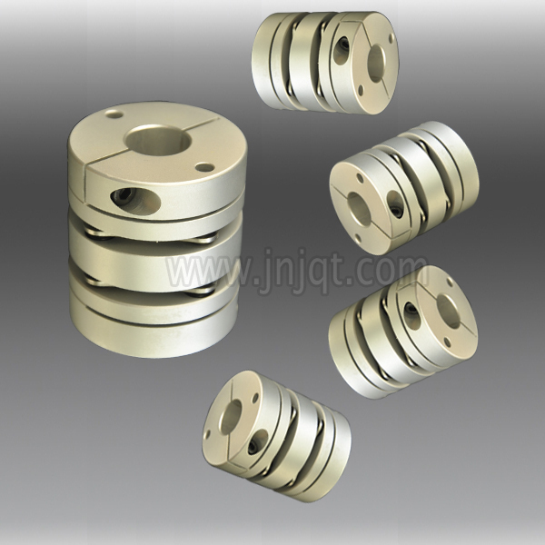 High Precision Flexible Clampe Double Disc Coupling<br><br>Aliexpress