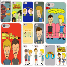 beavis and butthead werewolf Butt head Hard Transparent Case Cover for iPhone 7 7 Plus 6 6S Plus 5 5S SE 5C 4 4S