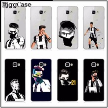 Juventus sports Football Soccer Star Paulo Dybala Cover For samsung Galaxy S3 S4 S5 S6 S7 edge S8 Plus TPU Soft Phone case Cover(China)