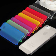 Mobile Phone Bag Candy Color Ultra Thin Back Cover Case For iPhone 4 4S 5 5S SE 5C 6 6S 6 Plus 7 7Plus Phone Coque