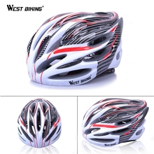 WEST BIKING Super Light Bicycle Helmet Cycle Dual Use Mountain BMX Cycling Bicicleta Capacete Adult Trinity MTB Bike Helmets EPS