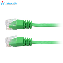 Best Price 1M Network Cable Ethernet Cable Cat6 RJ45 Thin High Speed Flat UTP Twisted Pair Internet Lan