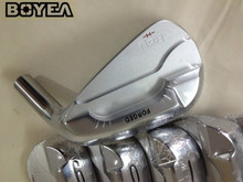 Brand New Boyea Ray-H Iron Set Golf Forged Irons Golf Clubs 4-9P Regular and Stiff Flex Steel Shaft With Head Cover