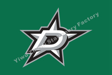 Dallas Stars Flag NHL National Hockey League 3ft X 5ft Polyester Banner Flying 150* 90cm Custom Flag Sport Helmet DS4