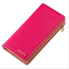 The new lady wallet money clip fashion business lady wallet multi-card girl pack manufacturer wholesale(China)