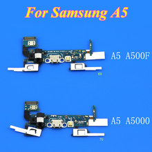 1Piece Sensor Headphone Jack Flex Cable USB Dock Connector Charging Port Flex Cable For Samsung Galaxy A5 A500F A5000
