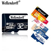 New Micro SD card 8GB 16GB 32GB 64GB Class 10 MicroSD UHS1 Memory Card flash mini TF card for Android Smartphone