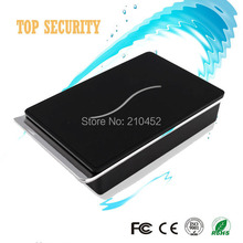 Free shipping SCR100 biometric card access control 125khz time attendance and access control with 10pcs RFID card as gift