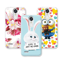"Cute Cartoon K10 2017 Soft Silicone TPU Case For Coque LG LV5 Mermaid Printing Back Cover For Funda LG K10 2017 M250 5.3"" Capa"