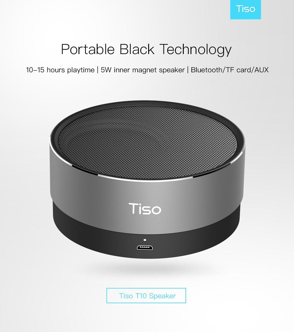 Tiso T10 oferta chollo IPX5